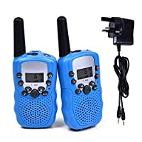 Kids walkie talkies with charger UK