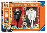 Ravensburger - 10962 - Puzzle - 100 Pièces - Gru & Dru Moi, Moche et Méchant 3