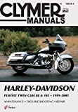 Harley Davidson Flh/Flt Twin Cam 88 & 103 1999-2005 (Clymer Color Wiring Diagrams)