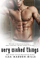 Very Wicked Things (Briarwood Academy Book 2) (English Edition)