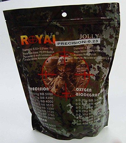 PALLINI ROYAL 0,23 GRAMMI (PRECISION 0 23)