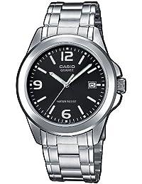 Casio Montre Homme Analogique Quartz avec Bracelet en Acier Inoxydable – MTP-1259PD-1A