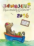 Janoschs Tigerentenkalender 2016: Mit Adventskalender
