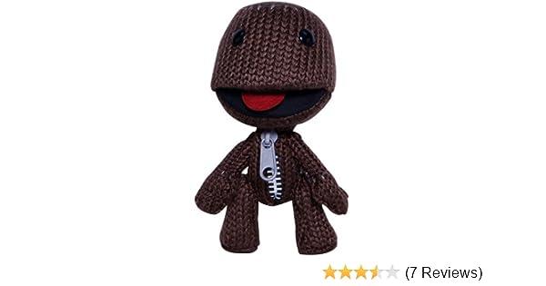LittleBigPlanet 2 Sackboy Plush: Amazon.co.uk: Toys & Games