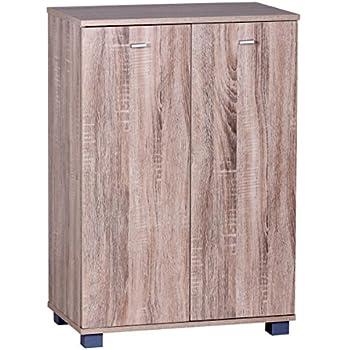 Wohnling Schuhschrank Taja Cabinet Schuhkommode Flur Holz