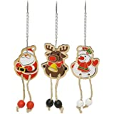 Rosewood Christmas Danglers Wood Gnaws for Small Animals and Birds