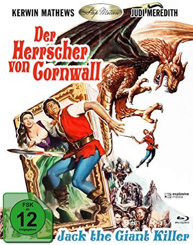 Der Herrscher von Cornwall (Jack the Giant Killer) [Blu-ray]