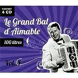 Le Grand Bal d'Aimable - Volume 4 - Coffret 4 CD - 100 Titres