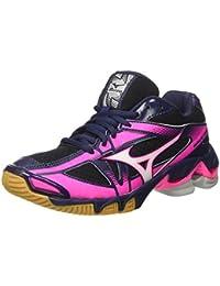 Mizuno Wave Bolt Wos, Zapatos de Voleibol para Mujer