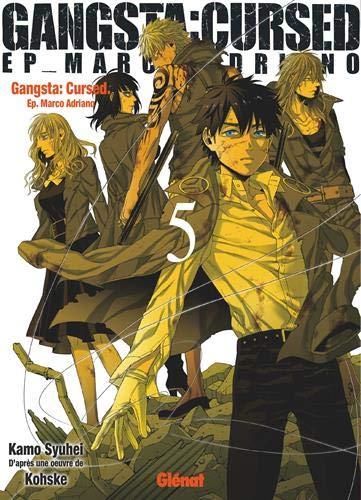 Gangsta Cursed Edition simple Tome 5