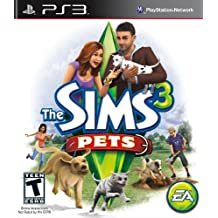 Electronic Arts The Sims 3 Pets, PS3 - Juego (PS3)
