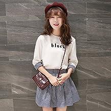 6c80d7ea74 La versión coreana de los elegantes vestidos de dos kits de verano