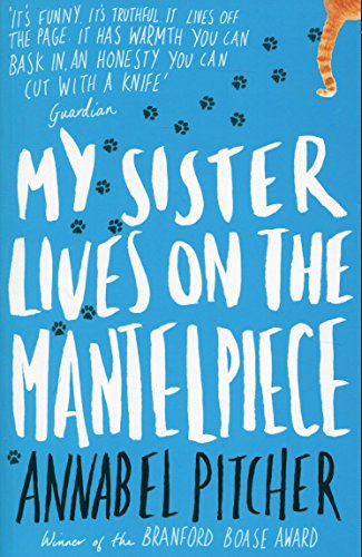 My Sister Lives on the Mantelpiece por Annabel Pitcher