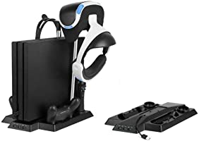 PS4 VR Slim Pro Şarj İstasyonu Dock