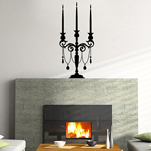 vinilo-decorativo-candelabro-de-tres-brazos-color-negro-medidas-30x65cm