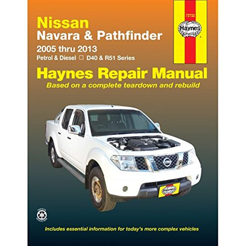Nissan Navara And Pathfinder (Aus) por Haynes Publishing
