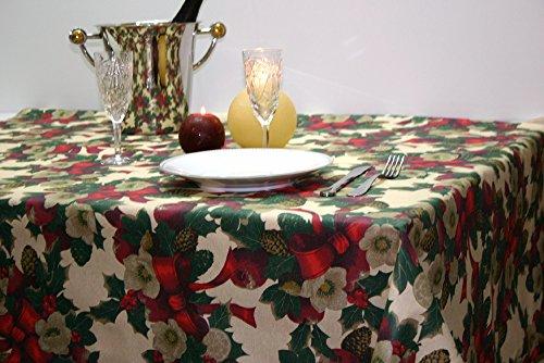 Mantel Antimanchas Navidad NADAL (250x140)
