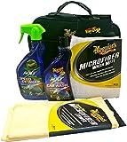 Meguiar's MEGUIAR'S NXT KIT Wash Kit, Set of 4