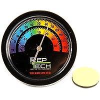 reptech analógico Dial de termómetro,