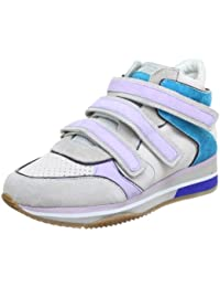 Geox Textil D THRILL A D3221A00021C1454 - Zapatillas de deporte para mujer