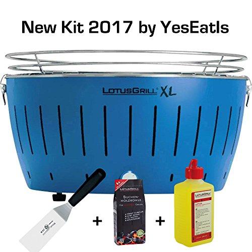 LotusGrill-barbecue-435-da-XL-blu-38-x-38-x-26-cm-G-TB-435
