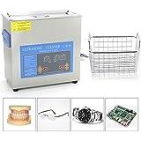 Limpiador Ultrasónico Profesional para limpiar piezas metálicos Joyas/Gafas/Monedas/Relojes y muchos más.