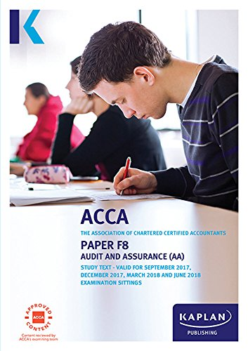 ACCA - Audit and Assurance AA (INT&UK) (English Edition)