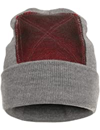 "BACKSPIN FUNCTION WEAR ""Beanie"" Headspin-Cap - heather grey - OneSize"
