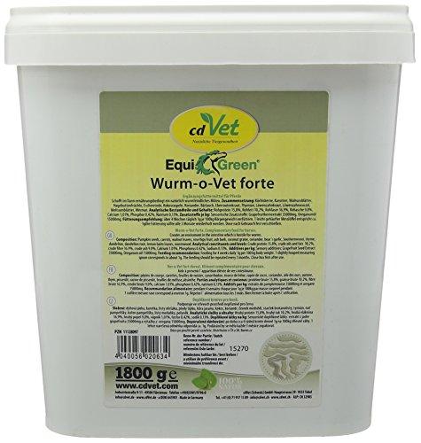 cdVet Naturprodukte EquiGreen Wurm-o-Vet forte 1,8kg