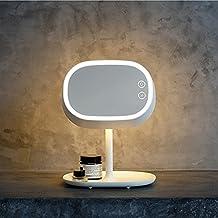 AMMBER illuminato trucco Specchio da toilette con lampada da tavolo