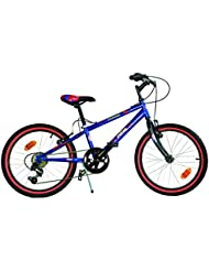 Dino Bikes - Bicicleta para niño (50,8cm), diseño de Spiderman