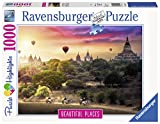 Ravensburger Erwachsenenpuzzle 15153 Heißluftballons über Myanmar, Puzzle