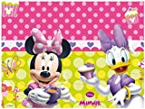 Amscan Minnie Bow-Tique Table Cover Party AccessoryP