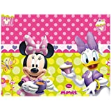 Amscan - Mantel para fiesta Minnie Mouse (Amscan International 81645)