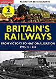 Railways In Britain: Britain's Railways - From Victory To... [DVD]