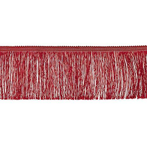 Cenefa con flecos 10 cm de ancho