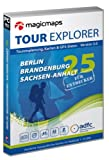 Tour Explorer 25 Deutschland - Berlin / Brandenburg / Sachsen-Anhalt, Version 5.0