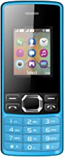 I KALL 1.8 inch (4.6 cm) Dual Sim Feature Phone - K25 (Blue)