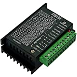 xcluma TB6600 stepper motor driver 32 segments upgraded version 4.0A 42VDC for CNC Router machine Engraving Drilling Milling