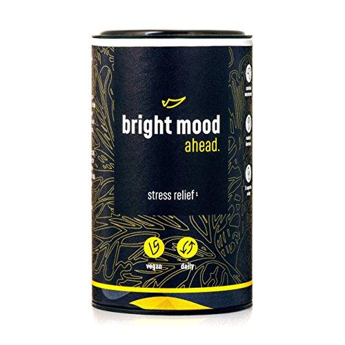 BRIGHT MOOD ahead | Natürlicher Stimmungsaufheller mit Vitamin B6 für mehr Ausgeglichenheit und...