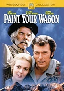 PAINT YOUR WAGON - PAINT YOUR WAGON (1 DVD)
