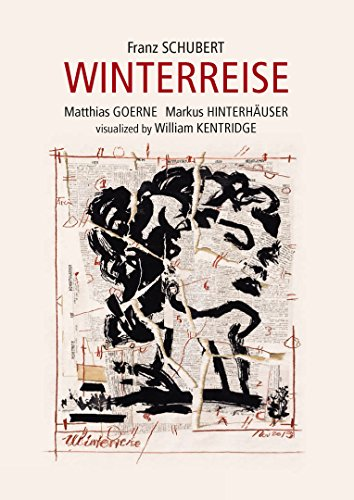 Preisvergleich Produktbild Schubert: Winterreise (visualized by William Kentridge) [DVD]