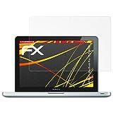 atFolix Folie für Apple MacBook Pro 13,3 WXGA Displayschutzfolie - 2 x FX-Antireflex-HD hochauflösende entspiegelnde Schutzfolie