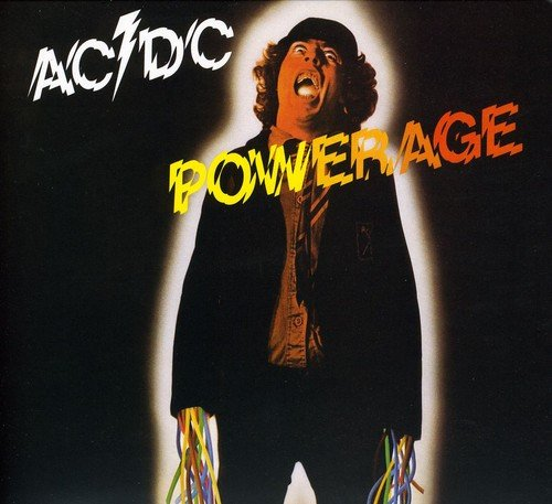 AC/DC: Powerage (Special Edition Digipack) (Audio CD)