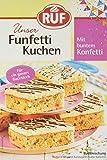RUF Funfetti Kuchen, 3er Pack (3 x 750 g)