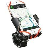 Mpow Support Vélo du Guidon, Universel Support fixation Support Téléphone Rotatif à 360, Sécurité parfaite, Facile à installer, pour iPhone 7 6/6S 5, GPS, Kindle, etc. [18 mois Garantie]