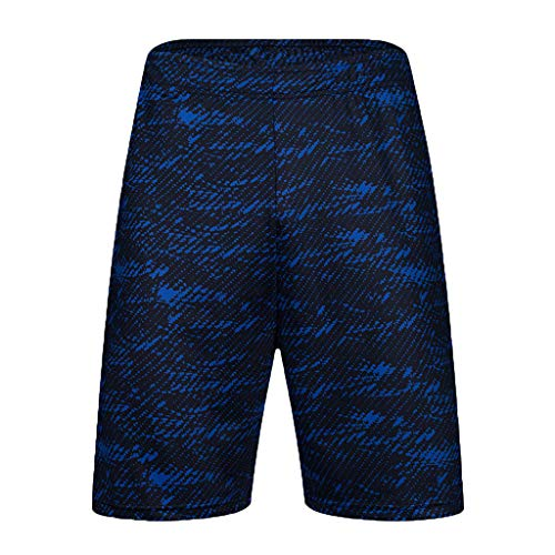 Zolimx Herren Shorts Trainingshose Marke sexy Print Cotton Soft Breathable Pouch Boxer Unterhose unterwäsche Freizeit Fitness Kurze Hose Jogginghose Boxer Schlafhose heimhosen -