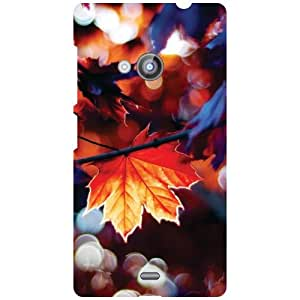 Nokia Lumia 535 - Eye Catchy Matte Finish Phone Cover