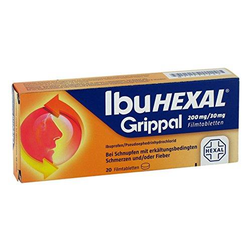 IbuHEXAL Grippal, 20 St. Filmtabletten