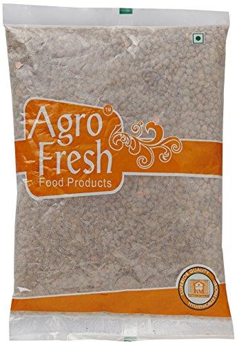 Agro Fresh Whole Black Masoor, 500g